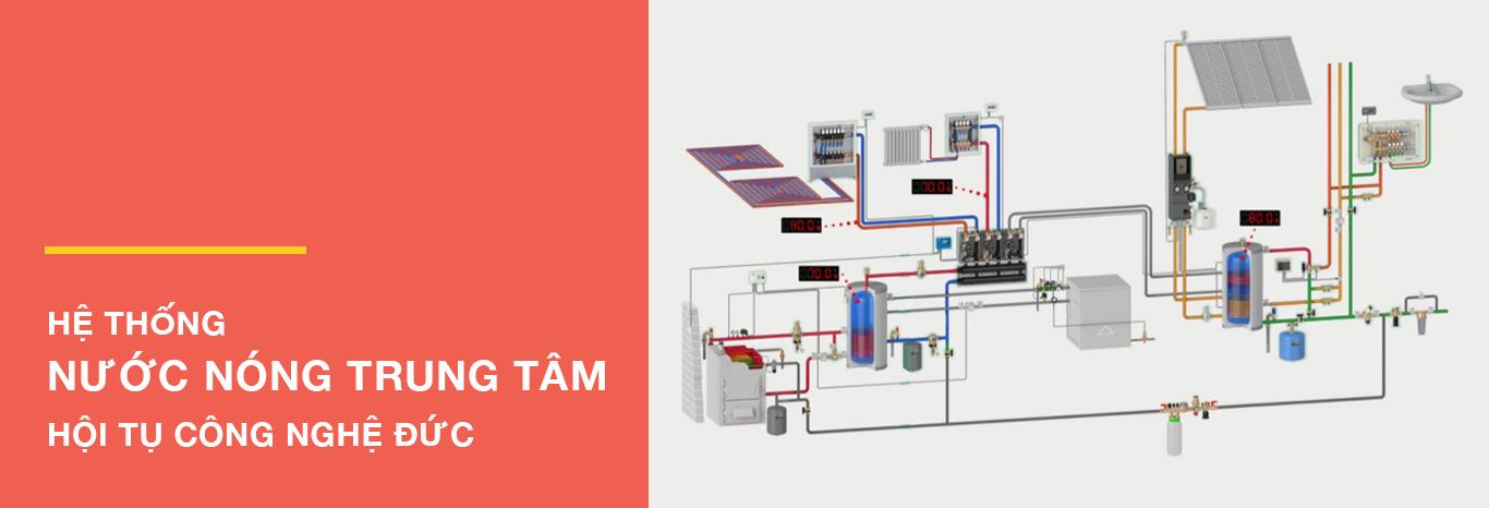 Hệ thống nước nóng trung tâm