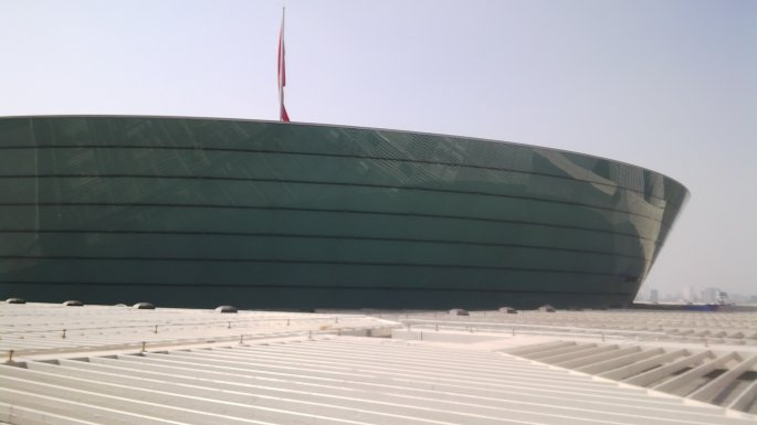 Nóc Tòa Nhà Quốc Hội
